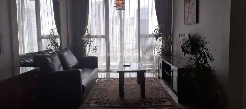Apartmen Taman Rasuna,3BR,Fully furnished,unit sangat bagus,direnovasi