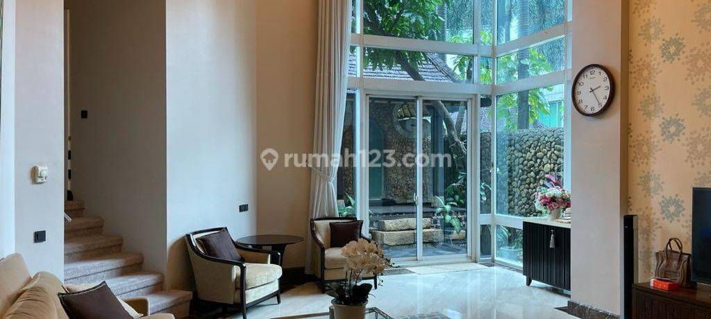 Apartemen Four Seasons 3 Br Setiabudi Jakarta Selatan