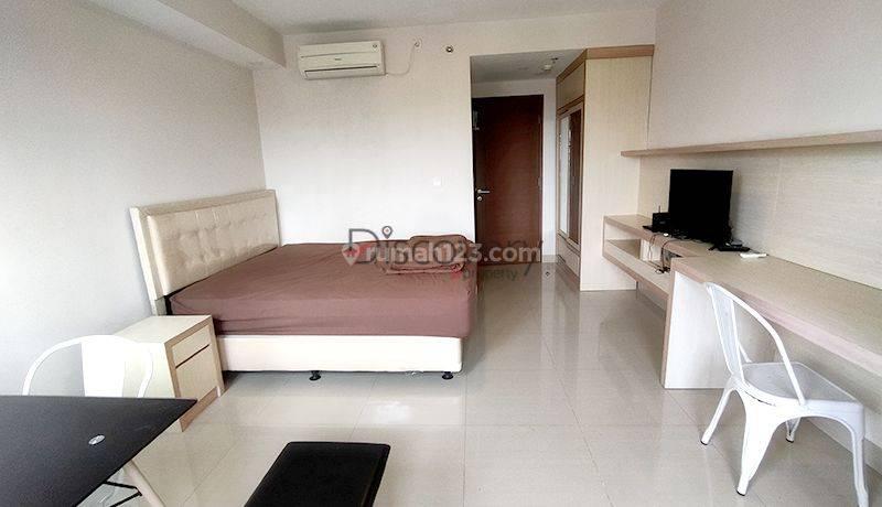 Sudirman Suites Bandung Studio Lux