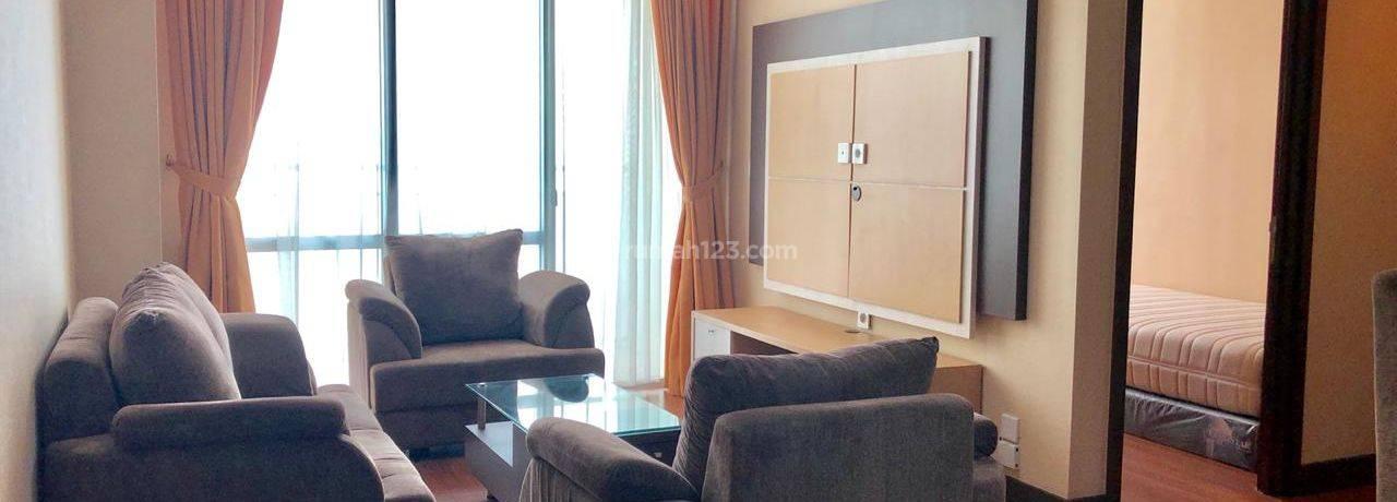 Denpasar Residence, Kuningan City, 2+1BR Fully Furnished