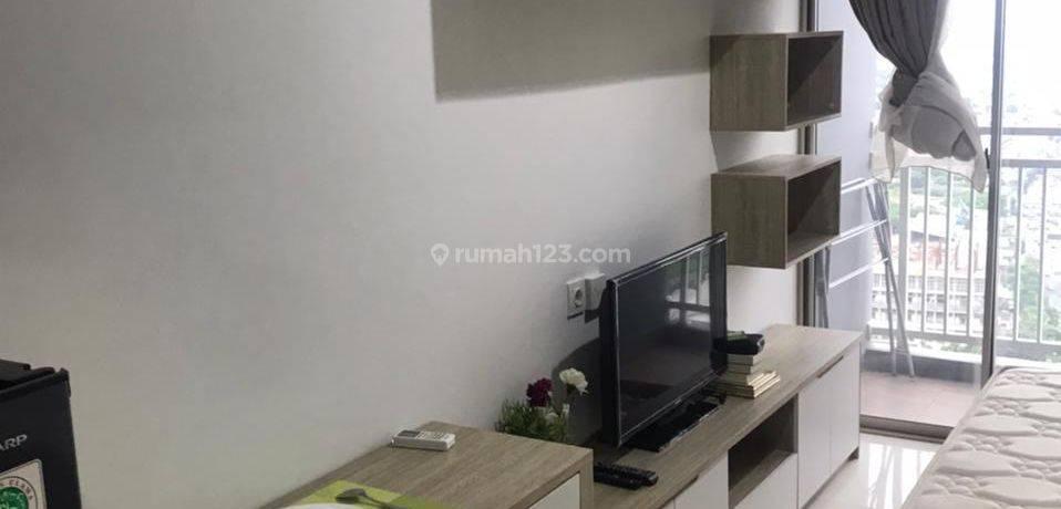 Apartemen Springwood residence tangerang, minimalis dan full furnish
