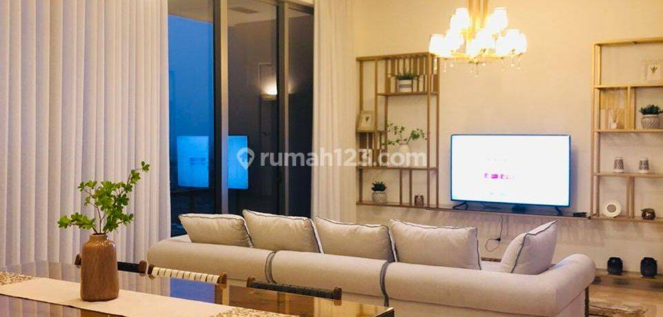 The Pakubuwono Spring Best Price 2 Bedroom Private Lift