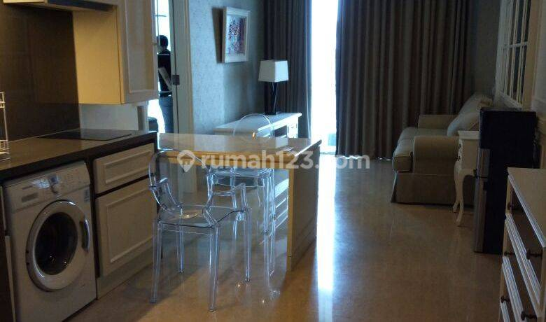 Residence 8 1BR at Senopati Walking Distance to SCBD and Astha Mall