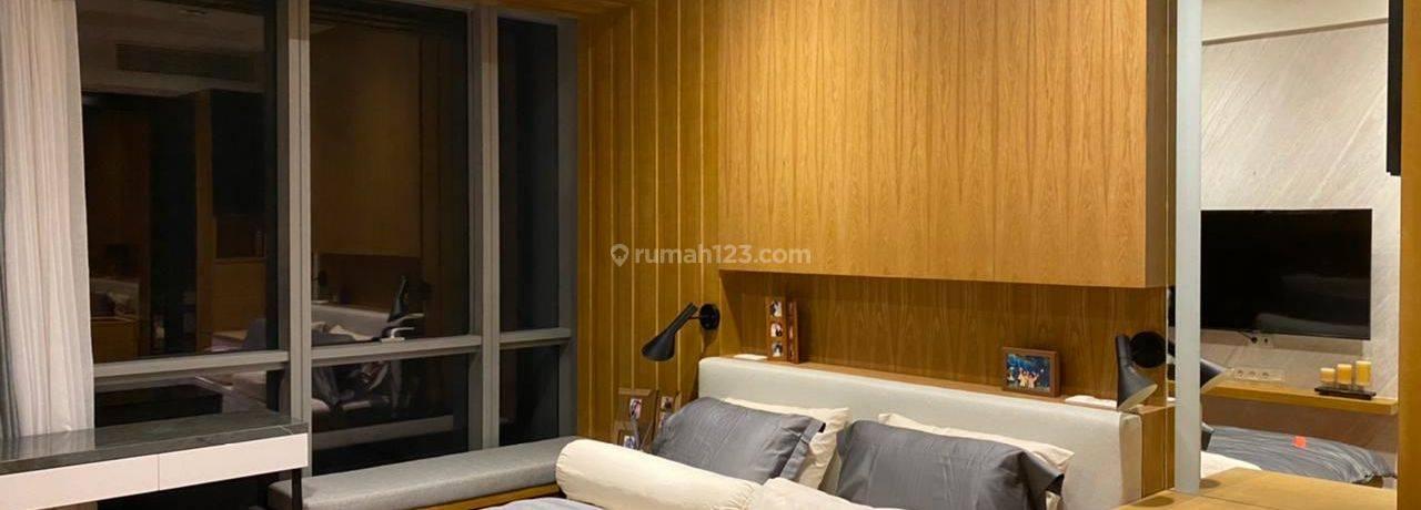 Apartemen Mewah  Anandamaya Residence 2 Kamar Tidur Murah Jarang Ada