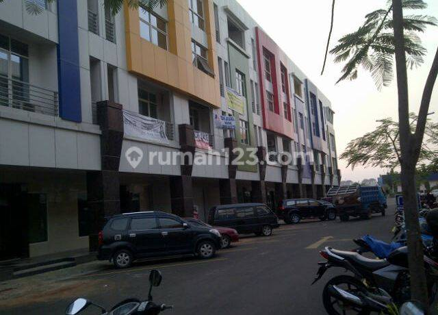 Ruko 2 Unit Gandeng Hadap Mall