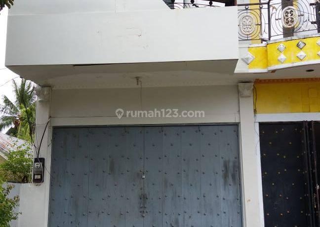Ruko 2lt 5x20m2 HB Jassin Tengah Kota Gorontalo bisa gandeng