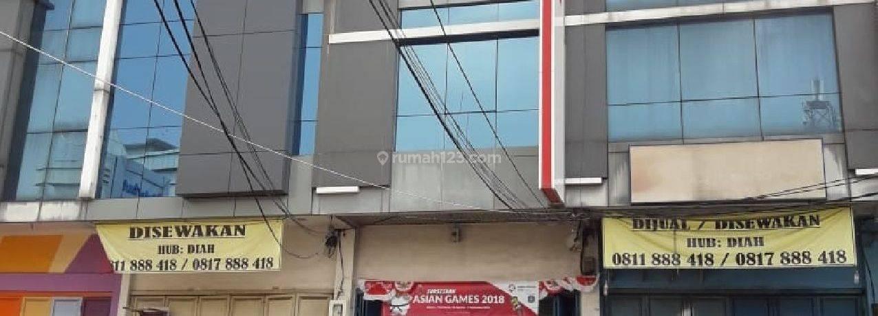 Ruko Stategis Jarang Ada Murah 4 Lantai Mampang Prapatan, Mampang Jakarta Selatan