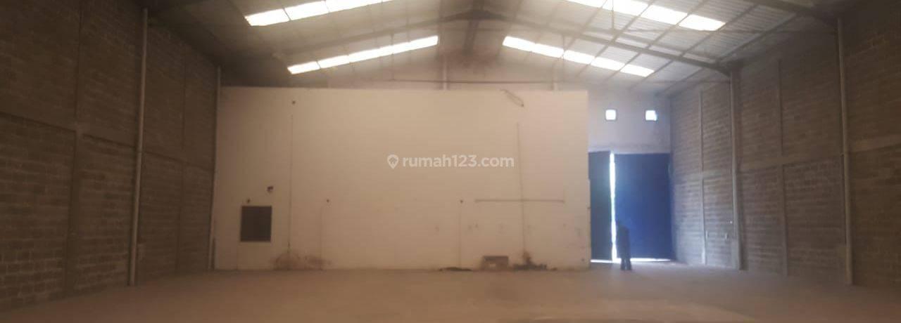 Gudang 540 m2 - Kawasan Industri Millenium - Cikupa Tangerang