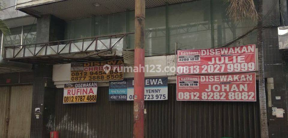 Pasar baru ex Rimo, cocok untuk bank, kantor, supermarket