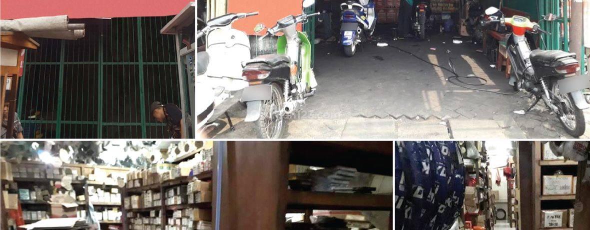 Ruko Ciledug Raya, Tangerang, 4x28m, 4 Lt, SHM
