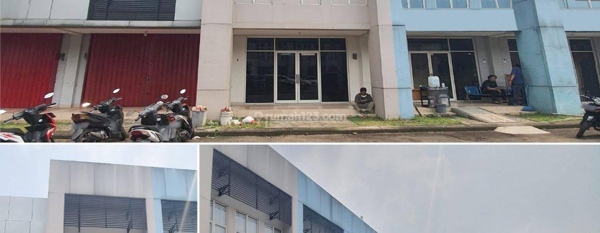 Ruko Alam Sutera, Serpong, Tangerang, 5x17m, 2 Lt, SHM
