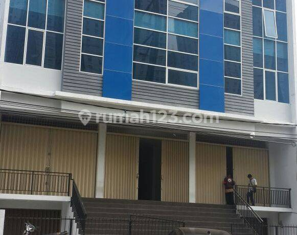 Ruko Gandeng Seberang Baywalk Mall Pluit jakarta utara