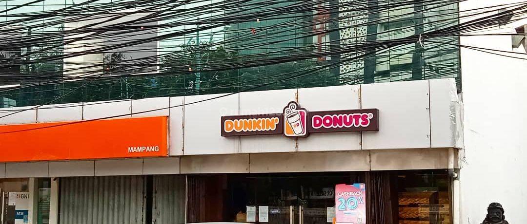 Gedung Eklusive di kawasan Pusat Bisnis Mampang / Kuningan Jakarta Selatan