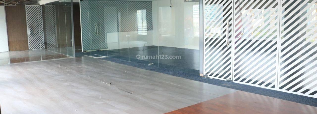 Space Office, Graha Mitra, Gatot Subroto, Jakarta Selatan