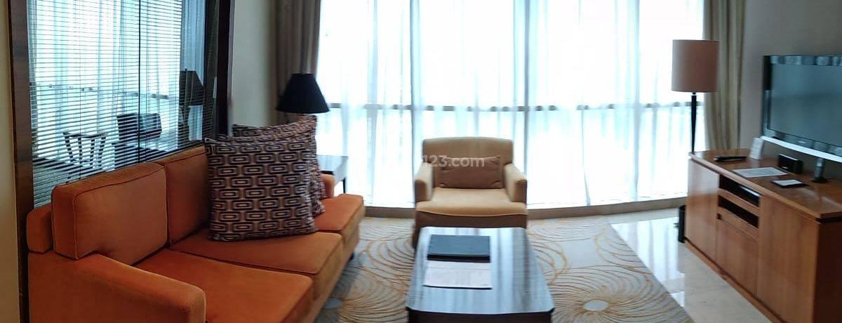 Di Jual Apartment Oakwood Cozmo Jakarta