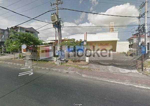Bangunan Strategis Cocok untuk Bisnis di Jl. Ahmad Yani Utara Peguyangan