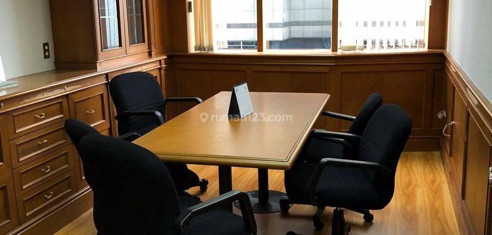 Office Space at Menara Sudirman Full Furnish Lokasi paling strategis di Jaksel Siap Huni