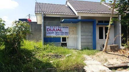 RUMAH HOEK  Rp.350 juta ,Grand Residence , Bekasi