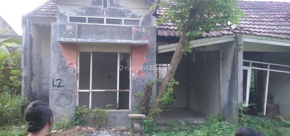 Rumah Butuh Renovasi Di Mulya Asri 2 Cikupa di Jalan Utama