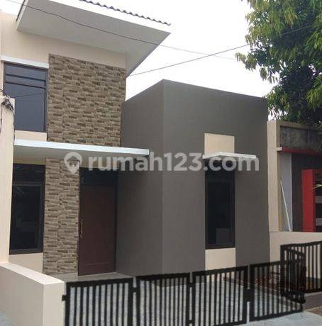 Promo 100% Rumah Baru siap huni, langsung KPR di Bintaro Jaya, Kapan Lagi ?