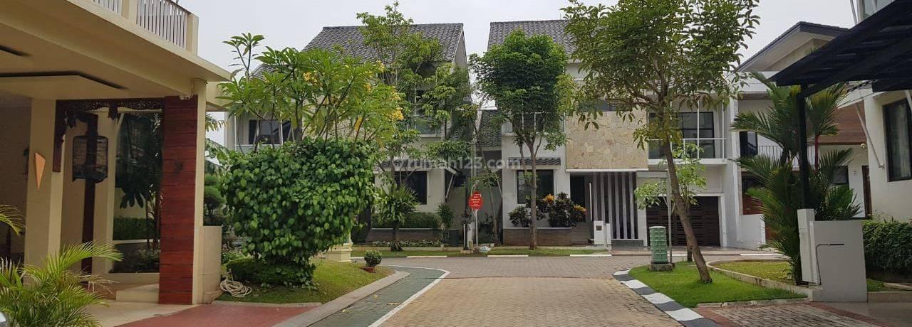 Rumah Mewah nyaman dan bersih. Siap Huni di Kebayoran Villas Bintaro