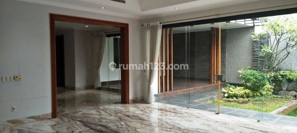 Big and beautiful house at Permata Hijau, South Jakarta, is available now