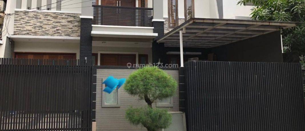Rumah Kirana Minimalis Jalan Lebar Bebas Banjir