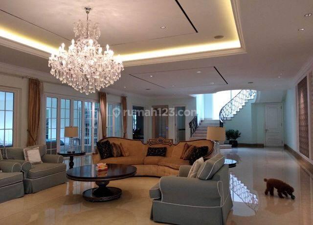 Rumah Mewah, Bagus Terawat Di Pantai Indah Kapuk Jakarta Utara
