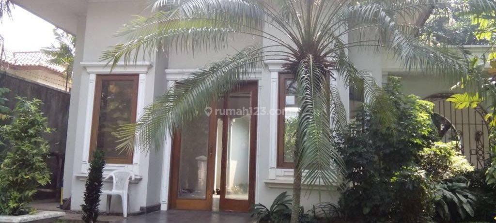 Rumah 5BR Siap Huni Area Pondok Indah