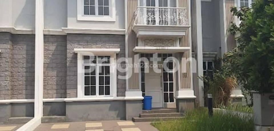 Rumah Cantik Harga Murah Butuh Uang Cluster Menagio Vilage Paramount Gading Serpong