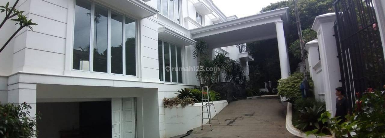 Rumah Mewah Eksklusif Di Pondok Indah Jakarta Selatan