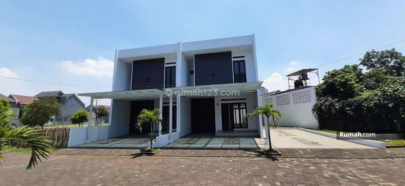 Rumah Baru Batununggal, Taman Depan Blkng Kanopi, Harga