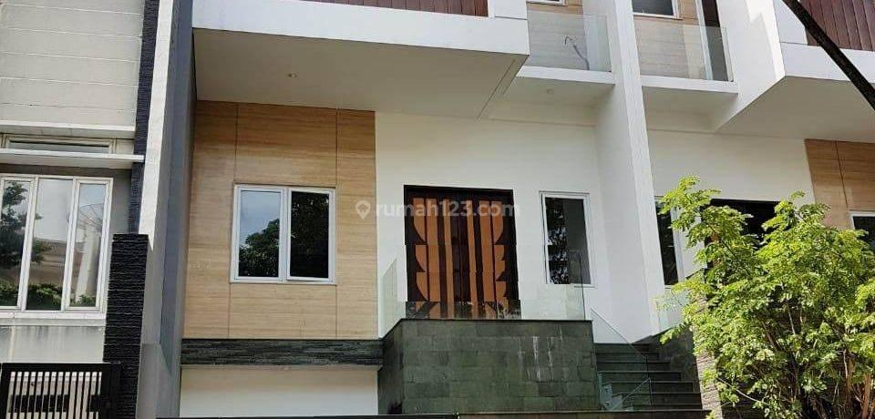 Rumah PAntai Indah Kapuk PIK Bangunan baru minimalis. NEGO