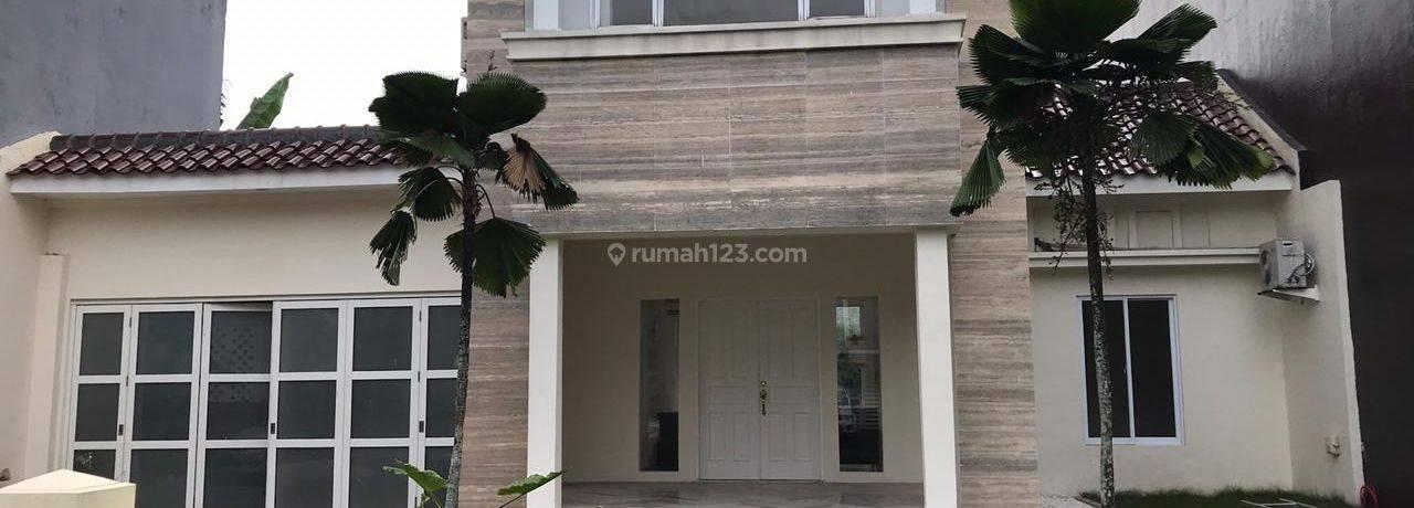 Rumah cantik baru renov Cluster Lavender Alam Sutera
