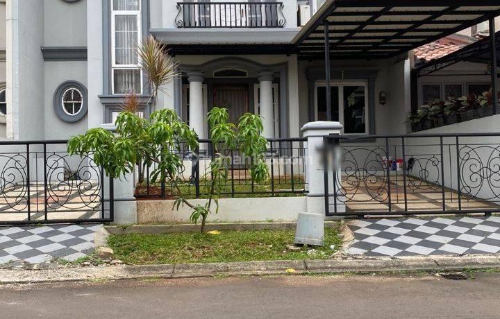 Rumah bagus Puspita Loka BSD - dw