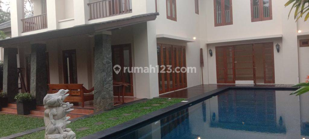 Modern and comfortable house, at Cipete, South Jakarta, is available now