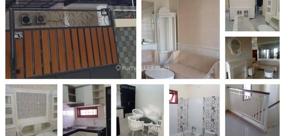 Rumah Mewah 2 Lt Dalam Kota Include Furnish Wahh