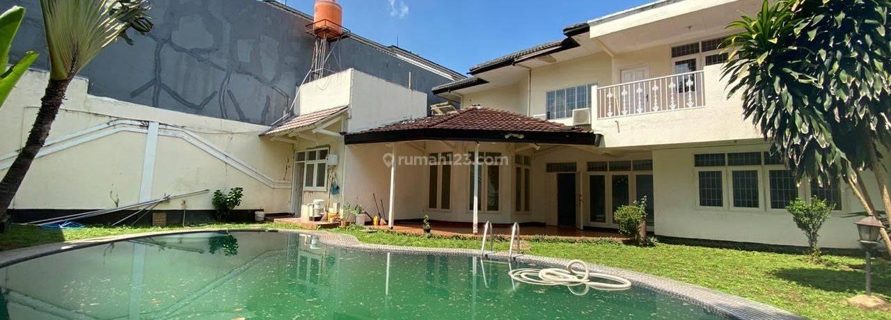 BEAUTIFUL HOUSE AT KEMANG, JAKARTA SELATAN (RENOVATED)