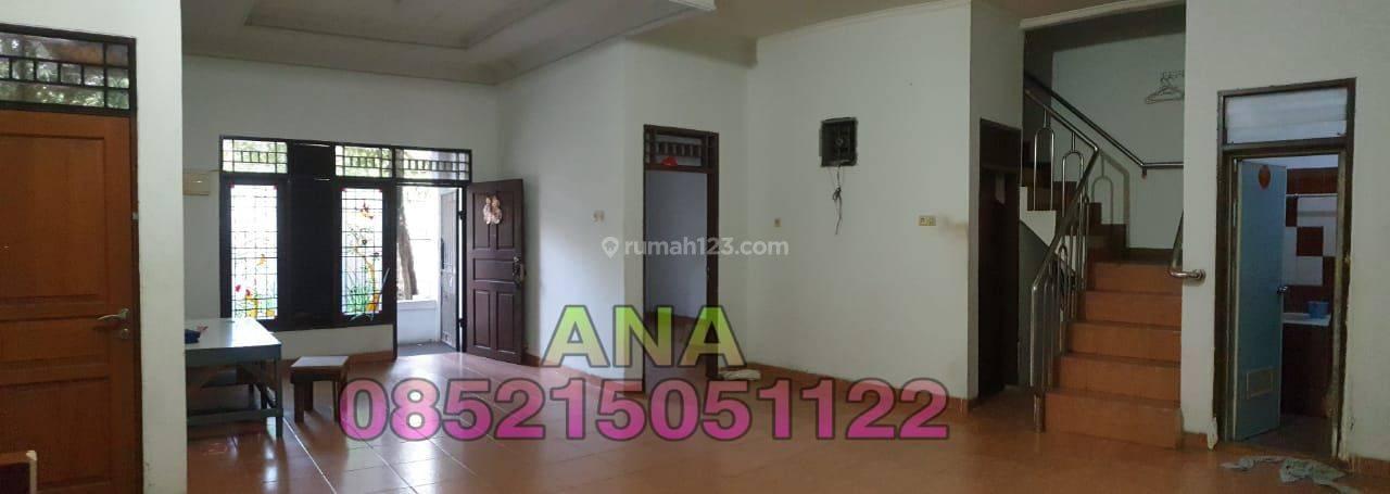 ANA*Rumah uk 10x15m Dalam Komplek Kavling Polri, Jelambar