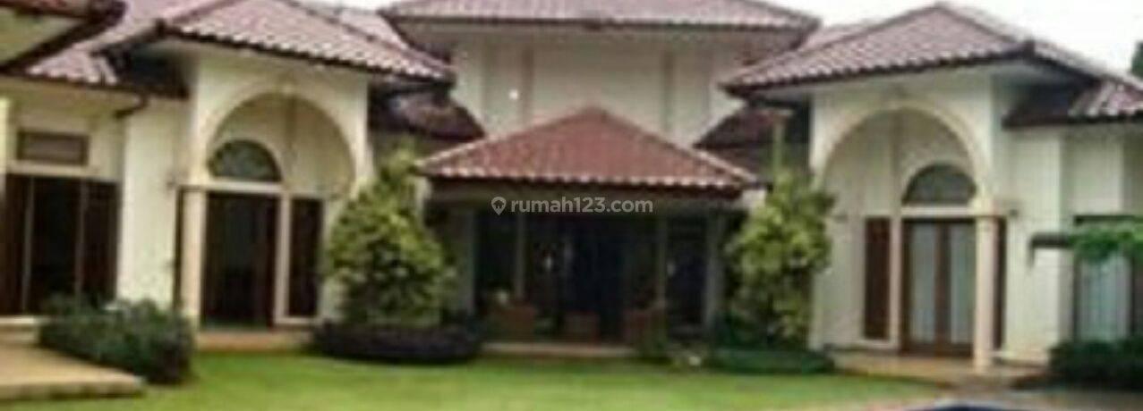@Rumah mewah murah Luas tanah di cirendeu Tangrang selatan banten