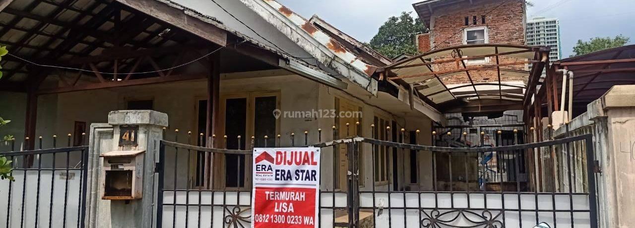 Rumah Turun Harga komp Tambang Timah Fatmawati dekat Rs,Tol Tb Simatupang murah 15jt/m2