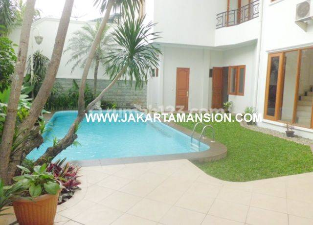 Compound for Lease nice and modern house at Cipete