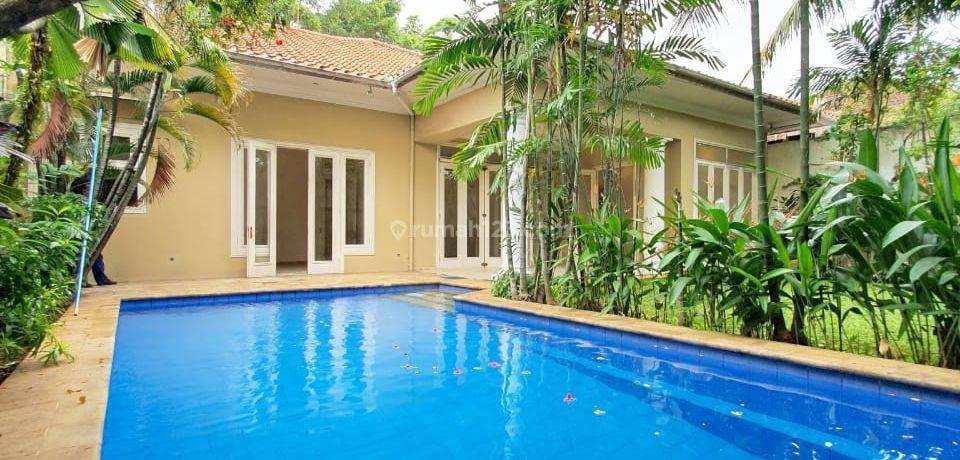 HOUSE AT KEMANG SELATAN JAKSEL 4KT 2KM MURAH BAGUS GOOD CONDITION VERY CHEAP SIAP HUNI