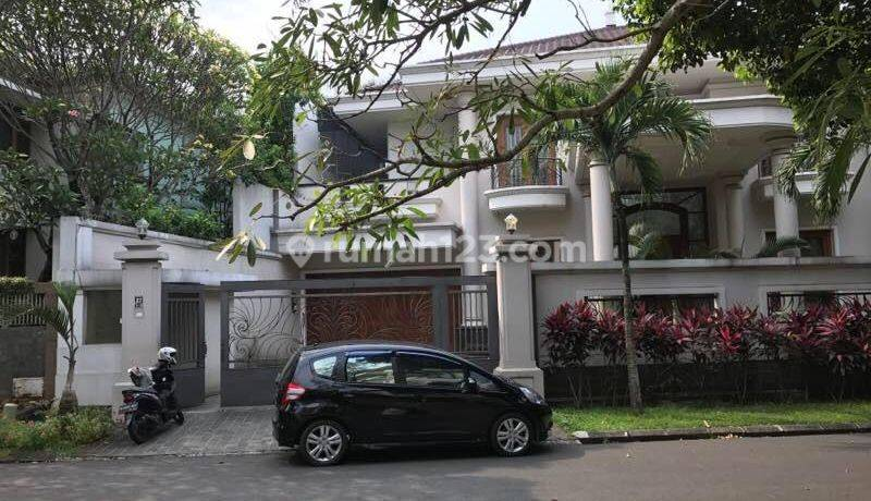 HOUSE AT PONDOK INDAH RUMAH CANTIK 2LANTAI 5KT 5KM NICE MEWAH MURAH BAGUS GOOD CONDITION (VERY CHEAP) USD 5500 SEMI FURNISHED