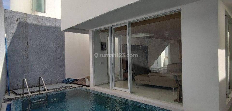 (Foto+Youtube) Rumah Oleh Arsitek Ternama Privatepool Furnish Cilandak JakartaSelatan