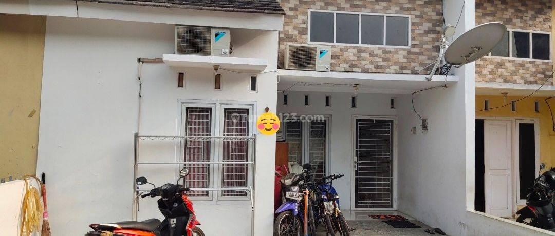 Rumah siap huni di Cikupa Citra Raya Tangerang