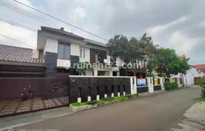 Rumah Mewah Kokoh Rasa Hotel Turangga Buahbatu Pusat Kota Bandung