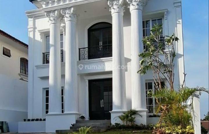 Rumah bagus plus kolam renang siap huni sentul city
