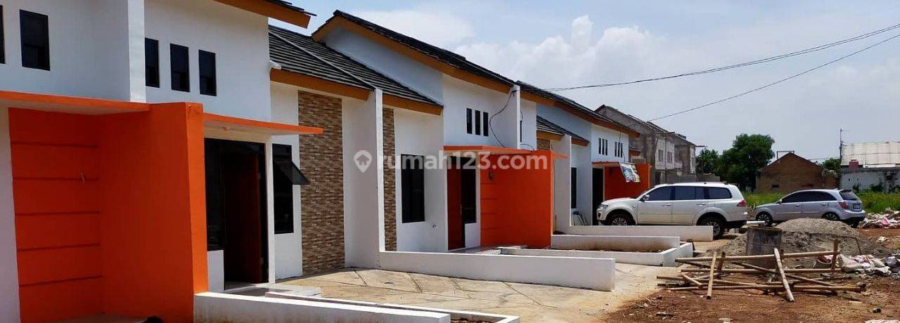 Dipasarkan rumah tanpa Dp dekat Stasiun Cikarang, luas murah strategis