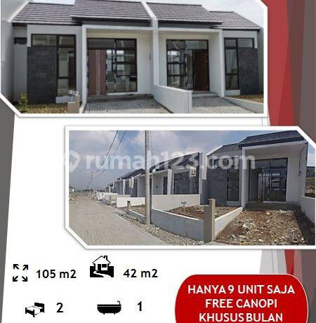 Sisa 2 Unit Rumah Baru dkt Pemkot Cimahi,Alun2 Cimahi dari Harga 891 jt jadi 801 jt hanya sampai juli 2021